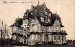 Le château du vieux-moulin