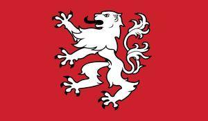 le drapeau du Comté d'Yvelineveli
