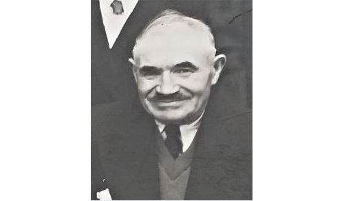 François L., carrier du Perray en Yveline