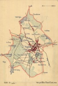 plan de Rambouillet 1899