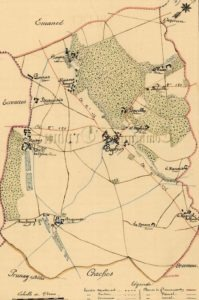 plan d'Orphin 1899