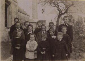 l'école des Bréviaires en 1899