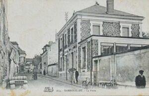 L'ancienne Poste de Rambouillet