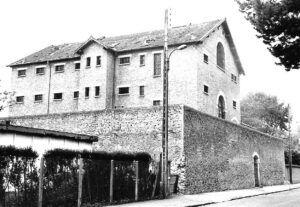 la prison de Rambouillet en 1970