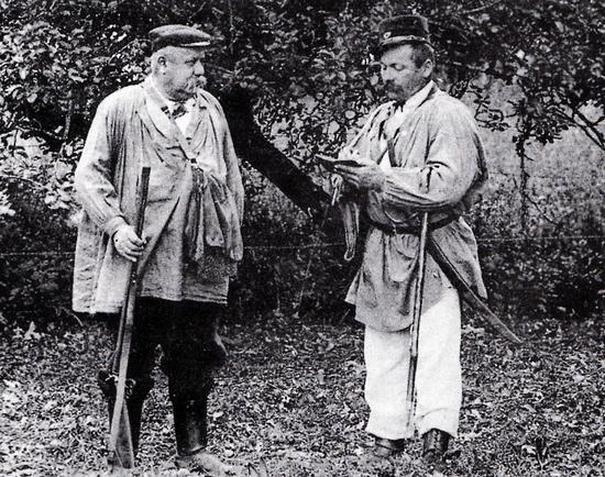 Braconner en Yveline