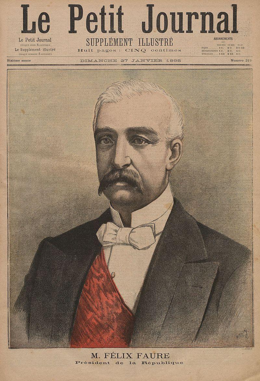 Félix Faure, le président qui aimait Rambouillet