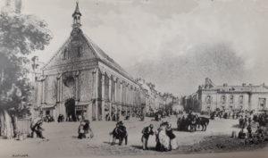 l'ancienne église de Rambouillet