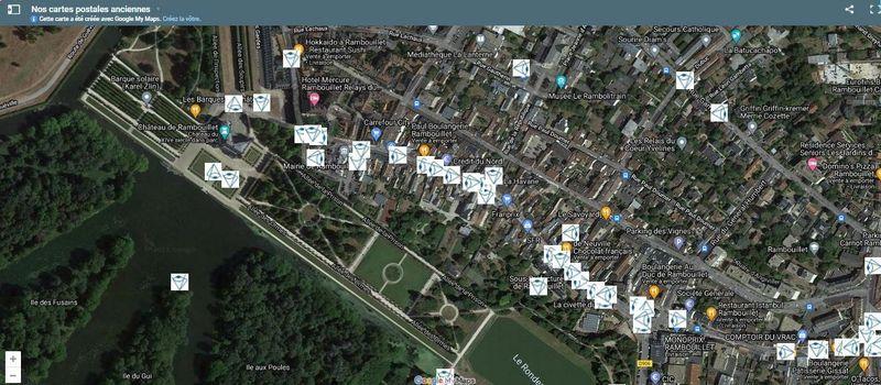 goglemap d'Yveline
