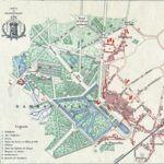 plan ancien de Rambouillet en Yveline