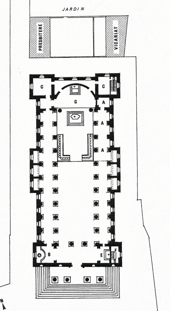 Plan du projet Louis XVI